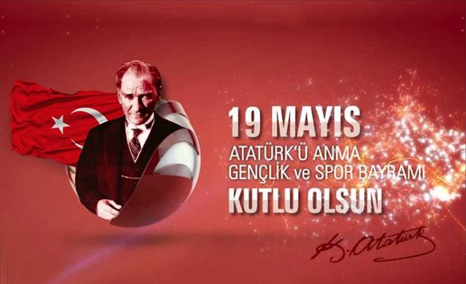 19 MAYIS 100 YAŞINDA